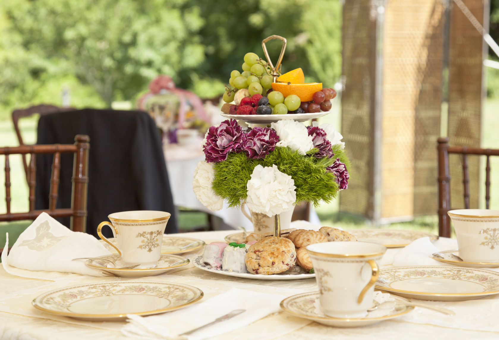 Party Ideas From Bigelow Tea Bigelow Tea