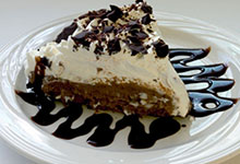 Chocolate SweeTEA Pie