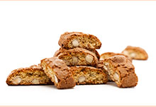 Constant Comment Biscotti