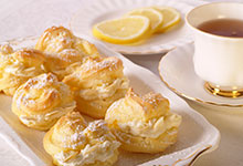 Earl Grey Royal Cream Puffs
