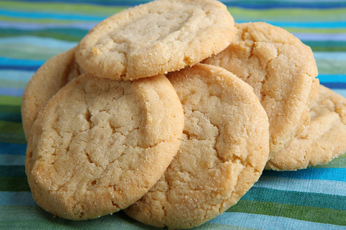 Vanilla Drop Cookies
