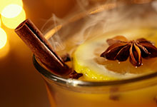Hot Pumpkin Spice Buttered Toddy
