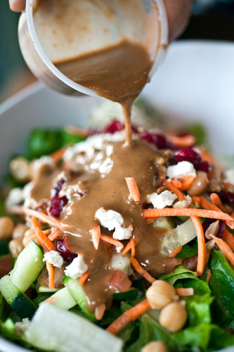 Blueberry Acai Vinaigrette