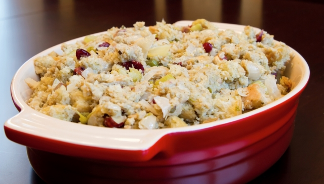 Bigelow Cinnamon Apple and Cranberry Apple Tea Stuffing